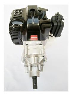 Motor 52cc Com Caixa De Redução 30 Por 1 Para Triciclo Carga