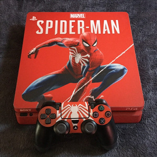 Ps4 Skin Spiderman