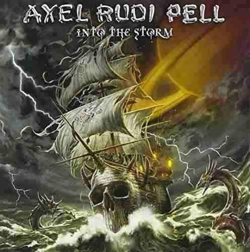 Cd : Axel Rudi Pell - Into The Storm (cd)