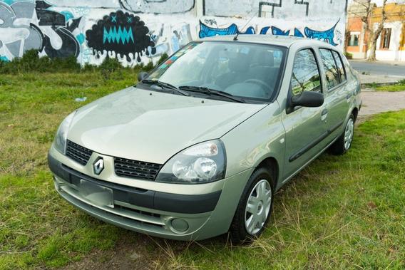 Renault Clio 1.6 16v Tricuerpo Expression Baul 77000 Km