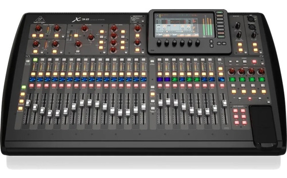 Mesa Digital Behringer X32 32-channel Audio Interface Remot