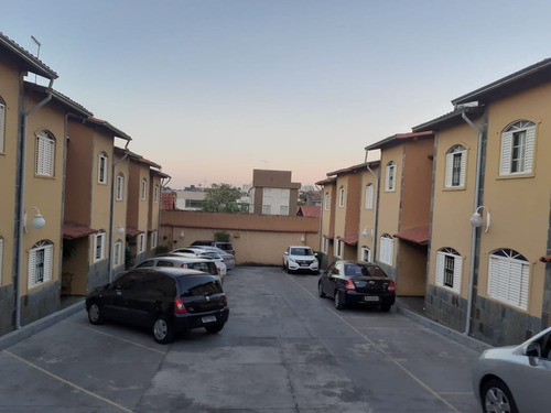 Casa Geminada Duplex No Dona Clara - Imb2449