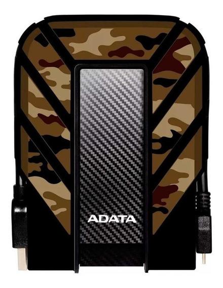 Disco duro externo Adata DashDrive Durable HD710M Pro 2TB camuflaje
