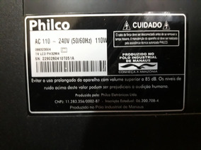 Lâmpadas Tv Philco Ph32m4