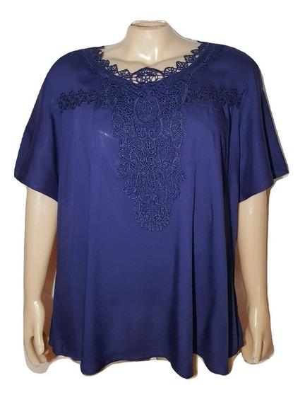 Camisola Remeron Blusa Dama Importada Talles Del 5xl Al 10xl