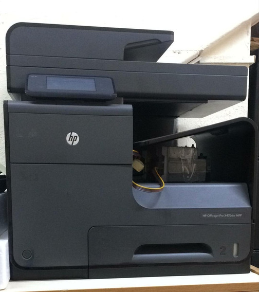 Hp Officejet Pro X 476dw Com Defeito