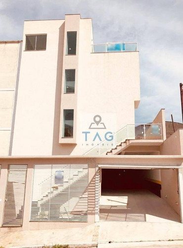 Sobrado Com 3 Dormitórios (1 Suíte), 2 Vagas Cobertas Garagem À Venda, Por R$ 583.000 - Jardim Popular - São Paulo/sp. - So0032