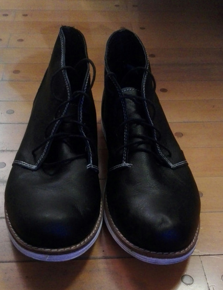 Botas Borcegos Zapatos Hombre Cuero Murillo Talle 44 Envíos
