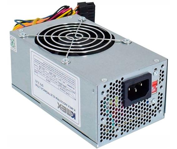 Mini Fonte Kmex 200w 20+4p - Pd-200rng