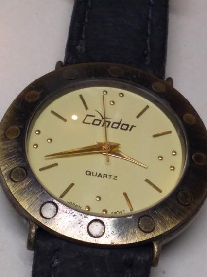 Relógio Condor Unissex Estilo Retro