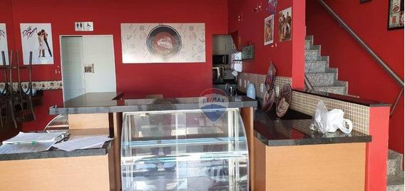 Ponto Comercial Para Cafeteria, 90 M² - Venda Por R$ 30.000 E Aluguel Por R$ 3.000/mês - Centro - Mogi Das Cruzes/sp - Pt0025