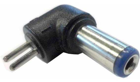 Plug Hueco Dc Intercambiable 5.5 X 2.1 Mm 2 Pin Pack X 100un