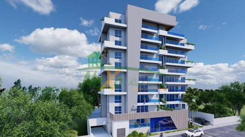 En Venta Apartamentos En Torre Moderna Santiago (eaa-382 A10