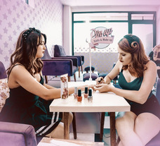 Manicuria Y Belleza De Pies - Salon Pin Up Nails And Make Up