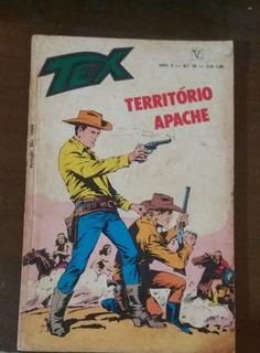 Tex 16 Territorio Apache 1972 Vecchi 1a Edicao Colecao