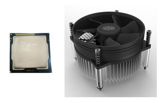 Processador Intel Core I5 2300 1155 + Cooler + Pasta Térmica