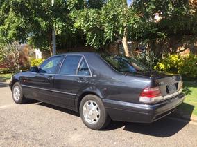Mercedes-benz S 500 1995 V8 Blindada E Impecável