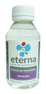 Esencia Trementina Refinada Eterna 125ml.