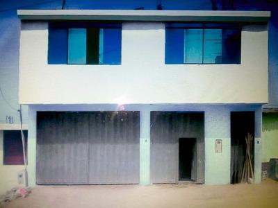 Casa De 2 Pisos Techada - Apto Para Negocio O Vivienda