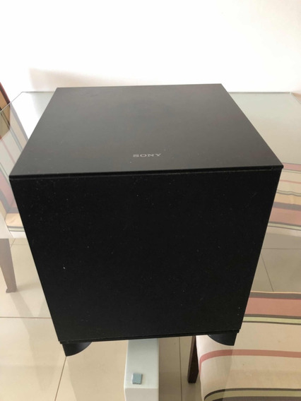 Caixa Acústica Subwoofer Do Home Theater Sony Hbd-e370