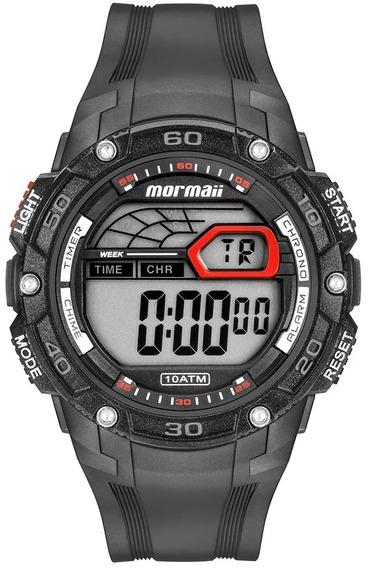 Relógio Mormaii Wave Masculino Mo9670aa/8r