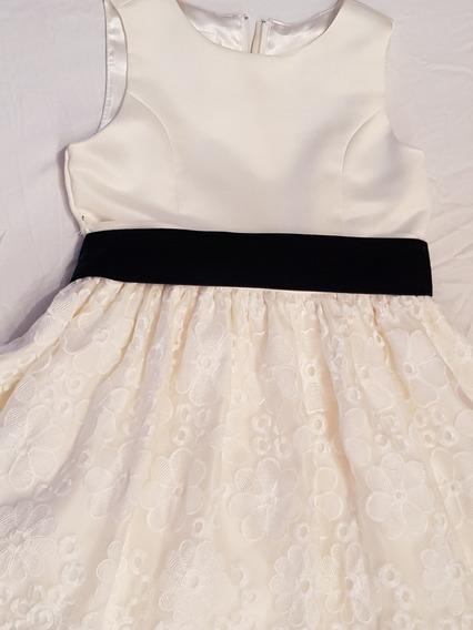 Vestido De Fiesta Nena Talle 8