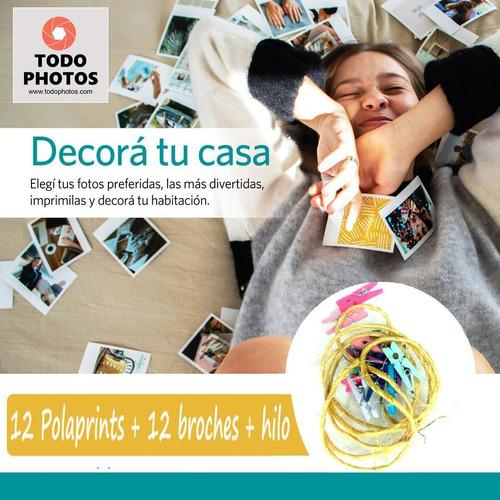 Imprimir Fotos Polaroid Combo
