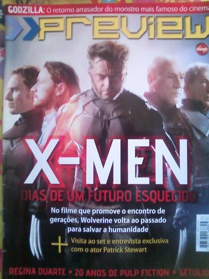Revista Preview Número 56 Edição X-men