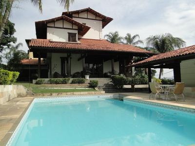 Casa Residencial À Venda, Camboinhas, Niterói. - Ca0263