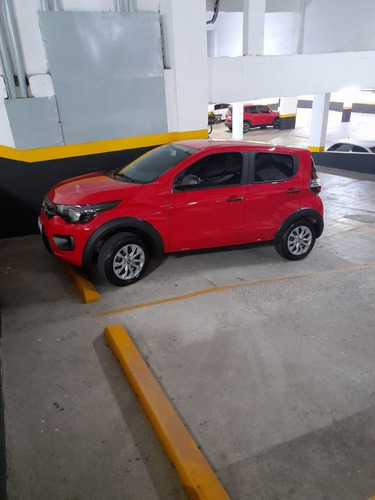 Fiat Mobi 2021 1.0 Like Flex 5p
