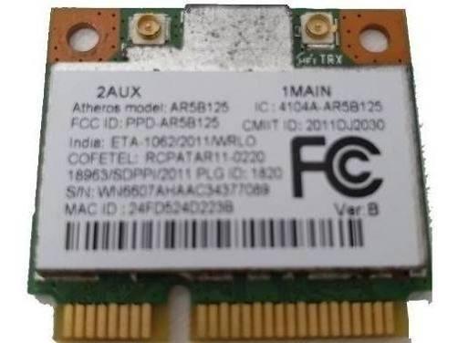 Placa Wireless Gateway Ne56r08b Ne56r22b Ne56r12b Ne56r16b