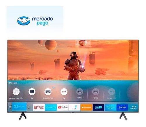 Tv Samsung 55  139 Cm 55tu7000 Led 4k-uhd Plano Smart Tv