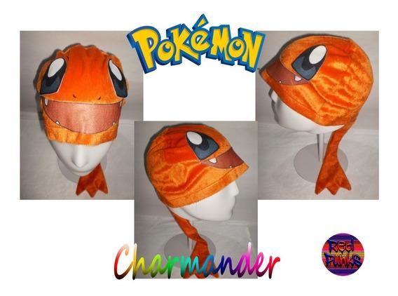 Touca Pokemon Charmander