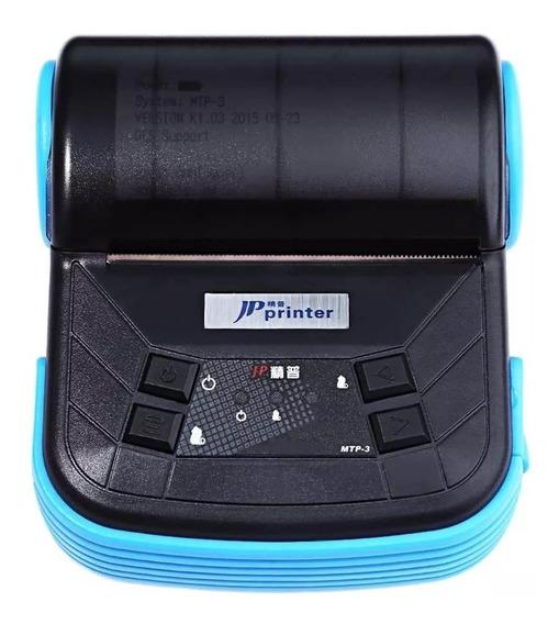 Mini Impressora Portátil Bluetooth Go Link Mtp-gl3