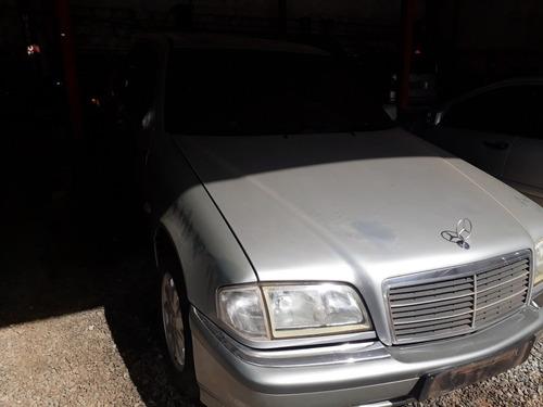 Mercedes-benz Classe C 2.4 Elegance 4p 1998