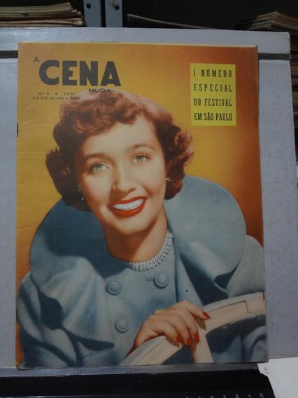 Revista A Cena Muda Nº 9 1954 Jane Powell