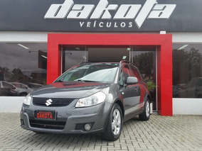 Suzuki Sx4 Awd 2.0 16v-at Gas. 4p 2012