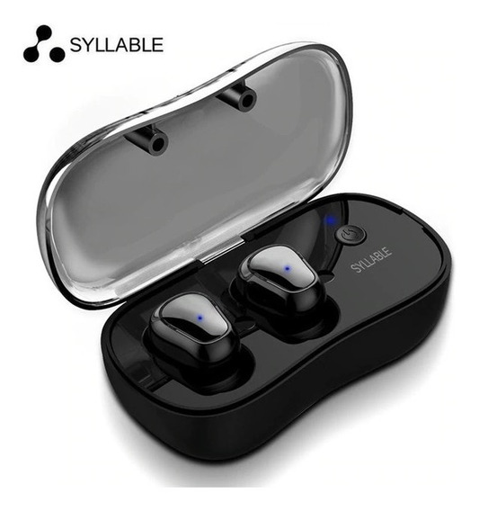 Fone Bluetooth Syllable D900p Black