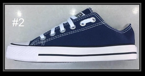 Zapatos Converse All Star Original Dama Caballero 10 Colores