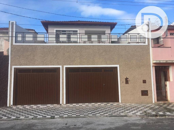 Casa Com 3 Dormitórios À Venda, 230 M² Por R$ 790.000,00 - Região Central - Caieiras/sp - Ca3339