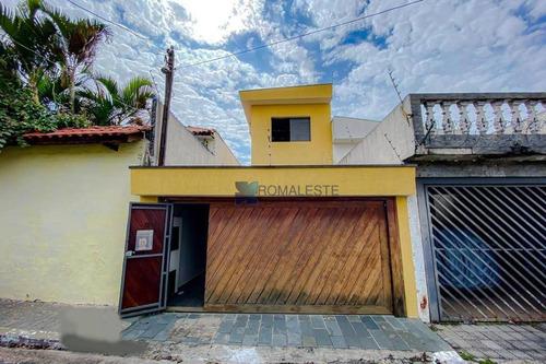 Sobrado Com 3 Dormitórios À Venda, 132 M² Por R$ 480.000,00 - Vila Ema - São Paulo/sp - So0367