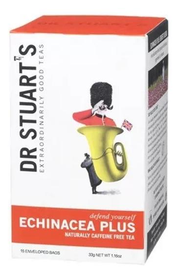 Té Equinacea Plus Dr Stuart Mayores Defensas 100% Natural
