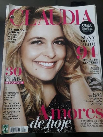 Revista Claudia N°06 Ano 53 - Amores De Hoje