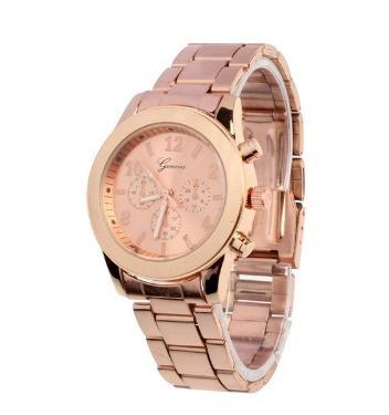 Relógio Feminino Social Luxuoso Rose Barato Promoção!!!