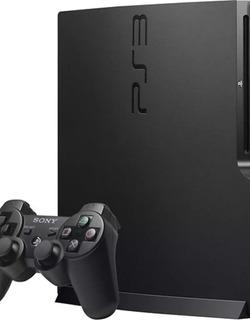 Sony Ps3 De Oulet Garantia 320gb + 20 Juegos !