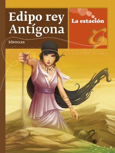 Imagen 1 de 1 de Edipo Rey: Antígona - Estación Mandioca -