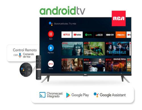 Smart Tv 50'' 4k Rca X50andtv 3840×2160 Hdmi