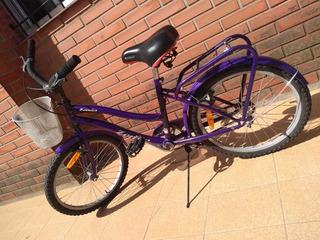 Bicicleta Marca Zonda Rod. 24