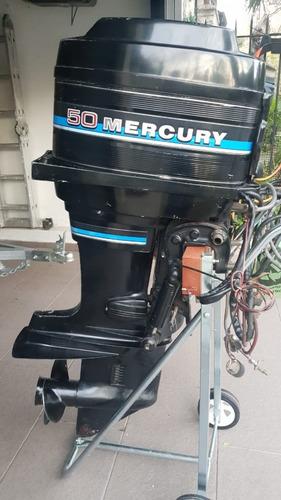 Mercury 50 Hp 2 Tiempos 1987