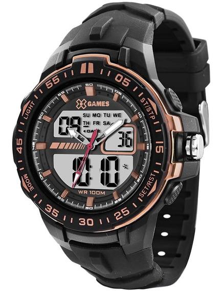 Relógio X-games Masculino Xmppa174 Bxpx.